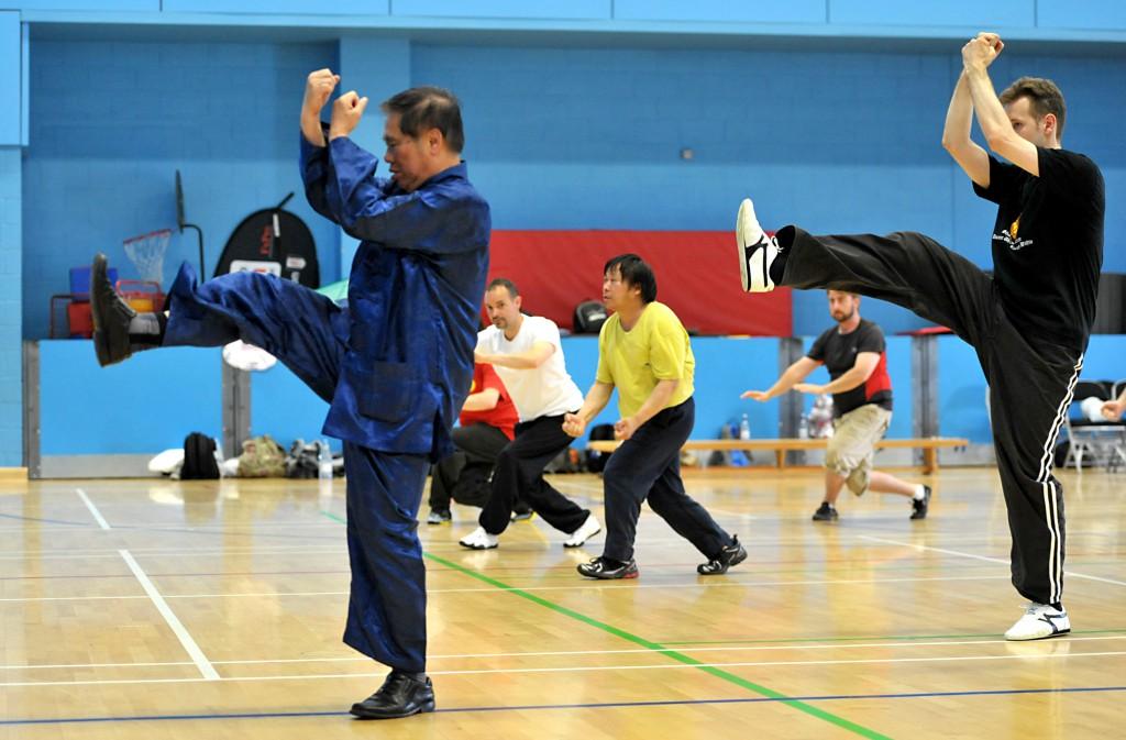 Shaolin Kung Fu Grandmaster