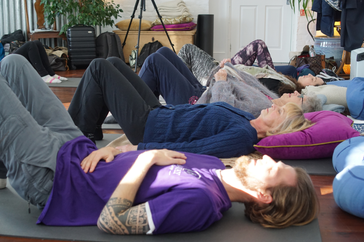 A-Way Therapy Zen Yoga Breathing