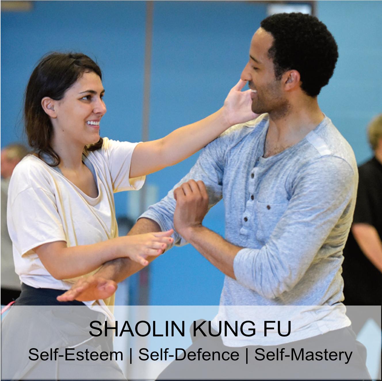 Shaolin Kung Fu class Chichester